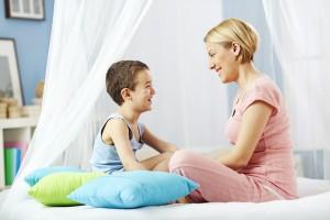 Parler sexualité pour une mère de famille