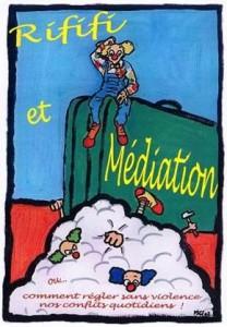 Rififi et Médiation - Enfance Majuscule