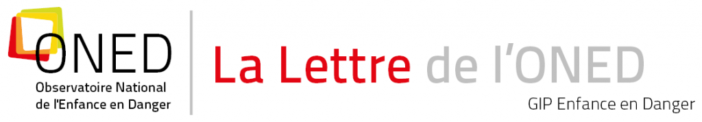 logo lettre ONED - Enfance Majuscule